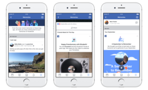 Facebook Launches a New Feature Dubbed Memories 1