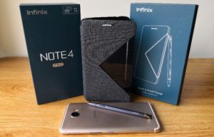 Android 8.1 Oreo Update For Infinix Note 4 Pro 1